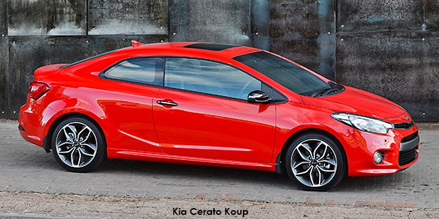 Drop One Of Clue S For The 2017 Kia Cerato Koup Review
