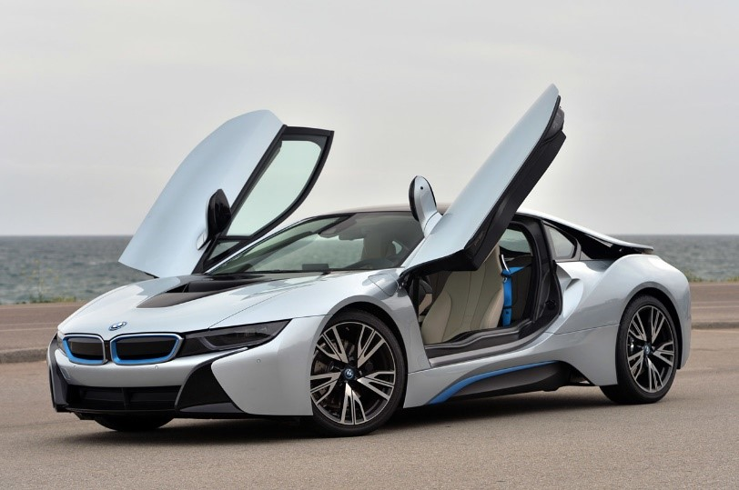 Review Of The The BMW I8 Hybrid U2013 A Glimpse Into The Future